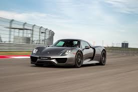 Porsche 918 Awd - 2015 porsche 918 spyder review automobile magazine