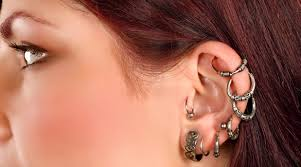 jewelry in depth pierced earring styles bodycandy