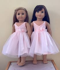 flower girl doll gift flower girl gift a dress for doll to match hers flower