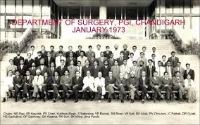 history of neurosurgery at postgraduate institute of medical
