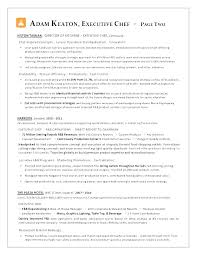 chef resumes exles executive chef resume executive chef resume template create resumes