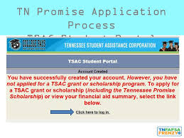 a collaboration between the tennessee student assistance