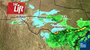 Weather Map Texas Texas Mexico Could See Rare Snow The Weather Channel