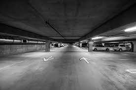 much larger public garage can entered from vignes street much larger public garage can entered from vignes street