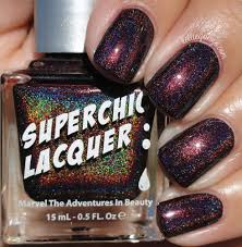 kelliegonzo superchic lacquer urban dictionary collection