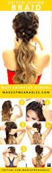 49 best hair images on pinterest hairstyles hair and braids best 25 cute braided hairstyles ideas on pinterest cute simple