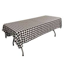 108 tablecloth on 60 table tablecloths table kitchen linens the home depot