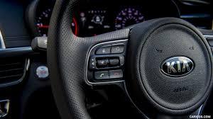 kia steering wheel 2017 kia optima sportswagon gt line s uk spec interior