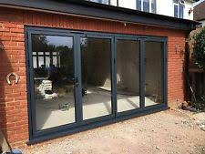 Patio Doors Folding Folding Patio Doors Ebay