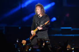 kirk hammett talks playing new songs on tour