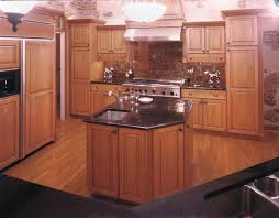 furniture maple kitchen cabinets with ceiling lighting and black