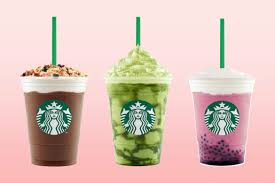 starbucks debuts new green tea yogurt frappuccino hypebae