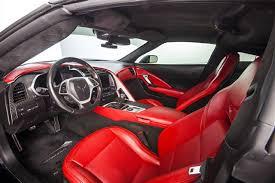 2014 corvette interior this 2014 chevrolet corvette is loaded for speed