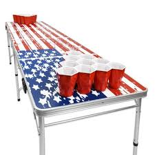 Table Basketball Beer Pong Table Zaap 8ft Tournament Size Folding Beer Pong Table