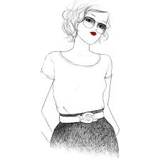 55 best these fashion sketches are great images on pinterest