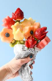 edible fruit arrangements edible fruit bouquets fork and beans