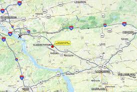 Local Map 129 Acres Prime Development Land In Elizabethtown Pa Us