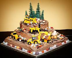 17 best ideas about construction theme cake on pinterest