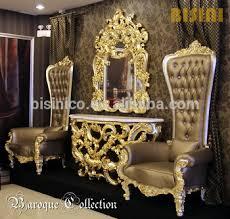 Luxury Chairs Luxury Living Room Furniture Elegant Royal Queen Chairs Set Buy