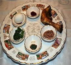 seder meal plate ponderings on a faith journey in the passover seder a