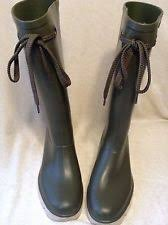 womens rubber boots size 9 marc by marc s rubber boots ebay