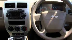 2007 jeep compass mk sport gold 5 speed manual wagon youtube