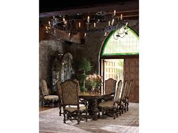 dining room sets in houston tx marge carson dining room segovia rectangular dining table sg21