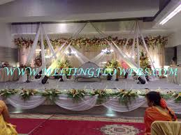 plan your wedding with wedding decoration bangalore marriage