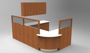 Hospital Reception Desk Backus Hospital Reception Desk U2014 James Plukas Furniture