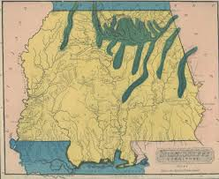 Louisiana Mississippi Map by Maps Mississippi Sarratt Sarrett Surratt Families Of America