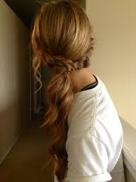 homecoming prom ponytail my hairstyles pinterest ponytail