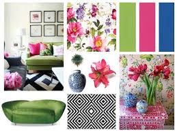 bright colour interior design monday mood board bold bright interior colour dwell south