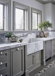 dark grey cabinets grey trim light grey walls jamie u0027s kitchen