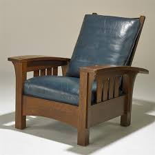 stickley and audi contemporary bow arm morris chair by stickley audi and co on artnet