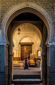 door old medina fez morocco travel around world