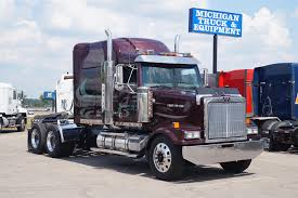 kenworth t600 for sale used 2000 western star 4964 tandem axle sleeper for sale 451120