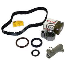 timing belt kit with auto tensioner water pump timing belt tens