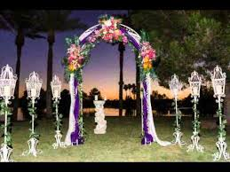Wedding Arches In Edmonton Wedding Decorations I Wedding Decorations Budget Youtube