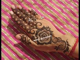 31 best mehandi tutorial videos images on pinterest accessories