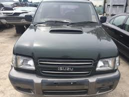 jeep green 2017 isuzu trooper 2005 3 0 mechaninė 2 3 d 2017 8 10 a3397 used car