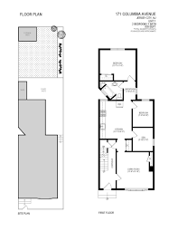 171 columbia avenue ebrochure floor plans