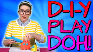 play doh diy recipe crafts for kids w crafty carol at cool