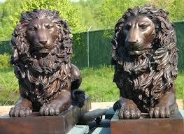 lion statue home decor pretty makeup vanity desk u2014 all home ideas and decor how to
