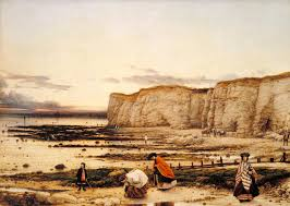 Recollec - pegwell bay kent a recollection of october 5th 1858 u0027 william