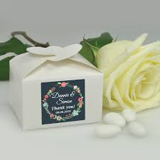 personalized boxes personalized heart favor box personalized favors