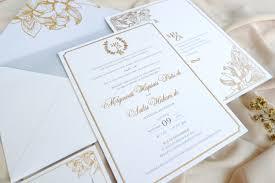 wedding invitations jakarta wedding invitation design jakarta beautiful mille paperie wedding