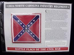 North Carolina Flag Lot Detail Willabee U0026 Ward U201cbattle Flags Of The Civil War U201d 29