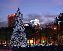 Bellevue Baptist Church Singing Christmas Tree by Best Family Friendly Holiday Events