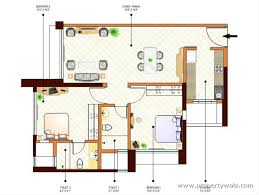 2 bedroom apartment flat for rent in peninsula ashok gardens