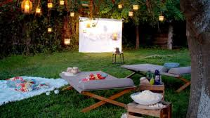 Backyard Theater Ideas 15 Diy Ideas To Create A Heavenly Backyard
